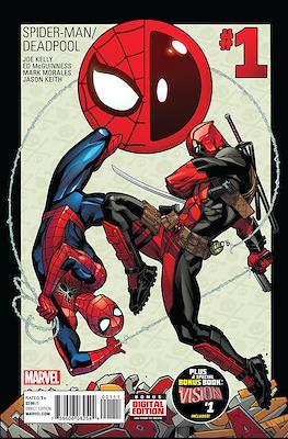 Spider-Man / Deadpool (Digital) #1