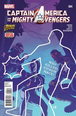 Captain America and the Mighty Avengers (Comic-Book) #4