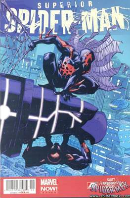 The Superior Spider-Man (Grapa) #9