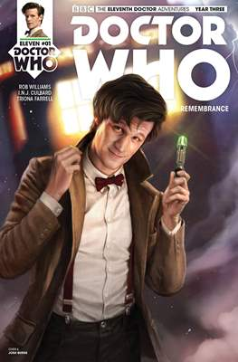Doctor Who: The Eleventh Doctor Year Three