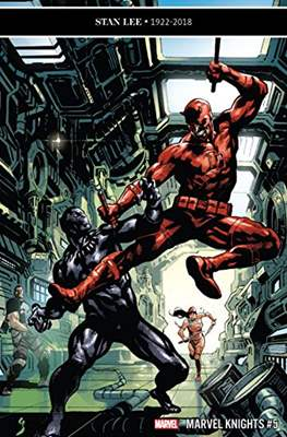 Marvel Knights 20th (Comic Book) #5