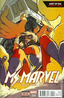 Ms. Marvel (Vol. 4 2015-...) (Comic book) #4