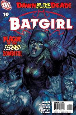 Batgirl Vol. 3 (2009-2011) (Comic Book) #10