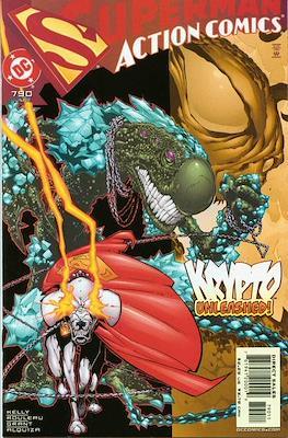 Action Comics Vol. 1 (1938-2011; 2016-) (Comic Book) #790
