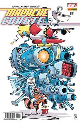 Mapache Cohete / Groot (2014-2018) #11