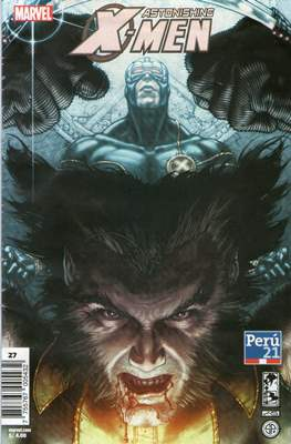 Astonishing X-Men (Grapas) #27