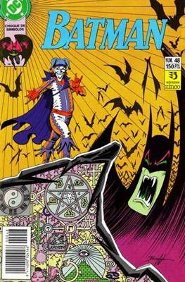 Batman (1987-1993) (Grapa) #48