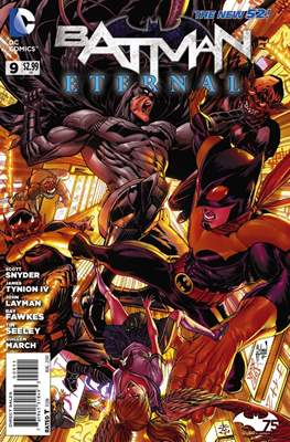 Batman Eternal (2014-2015) (Comic-Book) #9