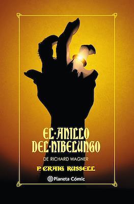 El anillo del nibelungo (Cartoné 456 pp) #