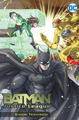 Batman & The Justice League (Softcover) #3