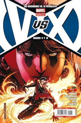 VS. Los Vengadores vs La Patrulla-X (Grapa) #5
