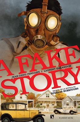 A Fake Story (Cartoné 96 pp)