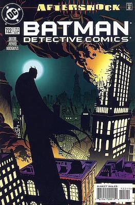 Detective Comics Vol. 1 (1937-2011; 2016-) (Comic Book) #722