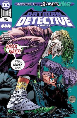 Detective Comics Vol. 1 (1937-2011; 2016-) (Comic Book) #1023