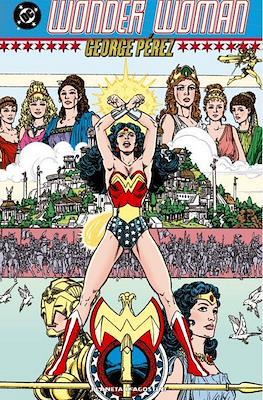 Wonder Woman de George Pérez. Clásicos DC (Cartoné 344-328 pp) #1