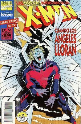 Las nuevas aventuras de los X-Men (Grapa 24 pp) #12