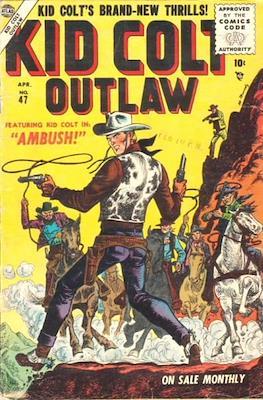 Kid Colt Outlaw Vol 1 #47