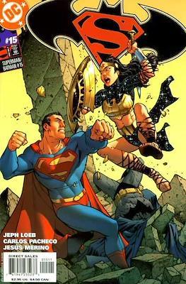 Superman / Batman (2003-2011) (saddle-stitched) #15