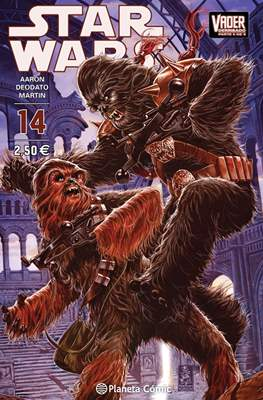 Star Wars (Grapa 56-32 pp.) #14
