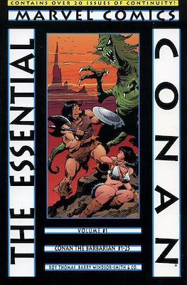 Essential Conan