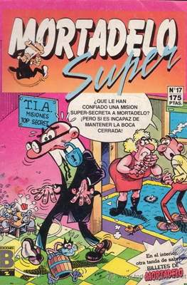Super Mortadelo (Grapa, 52 páginas (1987)) #17