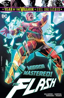 The Flash Vol. 5 (2016-2020) (Comic Book) #78