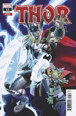 Thor Vol. 6 (2020- Variant Cover) #12.2