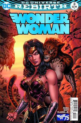 Wonder Woman Vol. 5 (2016-2020) #3