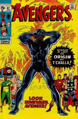 The Avengers Vol. 1 (1963-1996) (Comic Book) #87