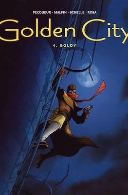 Golden City (Cartoné 48 pp) #4