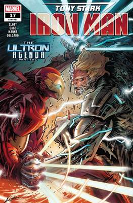 Tony Stark Iron Man (Comic Book) #17