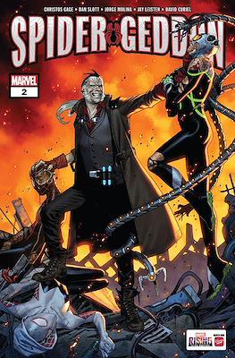 Spider-Geddon (Comic Book) #2
