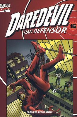 Coleccionable Daredevil / Dan Defensor (Rústica 80 pp) #16