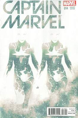 Captain Marvel Vol. 8 (Variant Covers) (Comic Book) #14