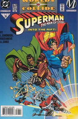 Superman: The Man of Steel (Comic book) #36