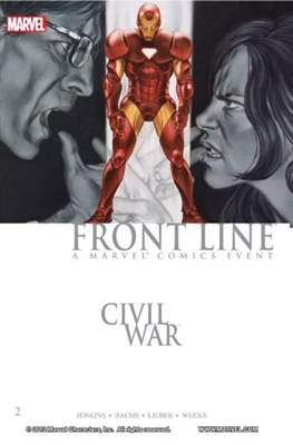 Civil War: Front Line (Softcover 208 pp) #2
