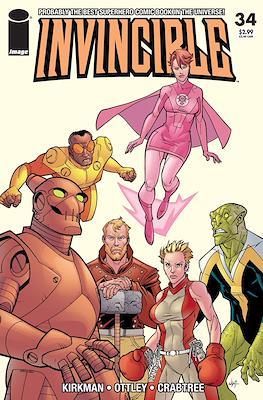 Invincible (Comic-book) #34