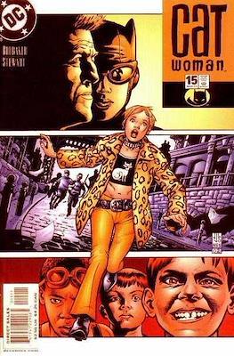Catwoman Vol. 3 (2002-2008) (Comic Book) #15