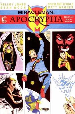 Miracleman Apocrypha (Comic Book) #1