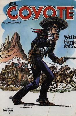 El Coyote (Cartoné 48 pp) #4
