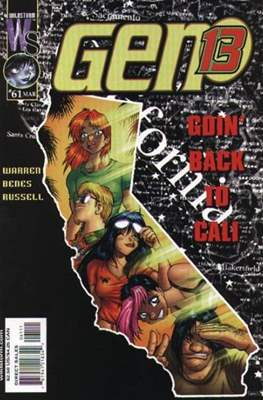Gen 13 (1999 Series) (Saddle-Stitched) #61