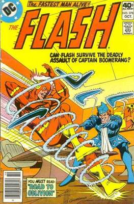 Flash Comics / The Flash (1940-1949, 1959-1985, 2020-) (Comic Book 32 pp) #278