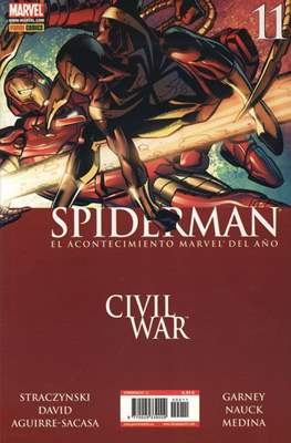 Spiderman Vol. 7 / Spiderman Superior / El Asombroso Spiderman (2006-) (Rústica) #11