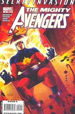 The Mighty Avengers Vol. 1 (2007-2010) (Comic-book) #19