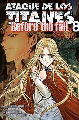 Ataque de los Titanes: Before the Fall #8