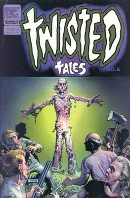 Twisted Tales (Comic Book) #5