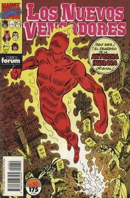 Los Nuevos Vengadores Vol. 1 (1987-1994) (Grapa 32 pp) #50