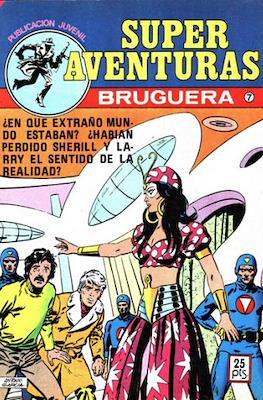Super aventuras Bruguera #7