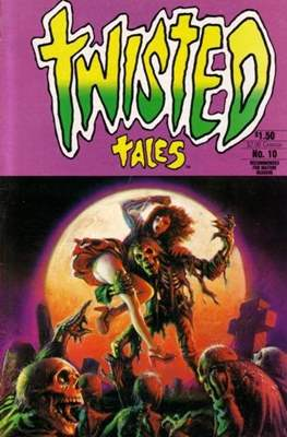 Twisted Tales (Comic Book) #10