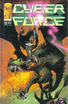Cyberforce Vol. 1 (1994-1996) #12